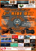 Free Ride Affiche 2Ride out 2017