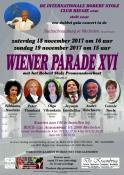 Stolz Wiener Parade 2017 affiche2