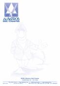 albatros-briefhoofd