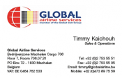 global-airline-services-naamkaartjes