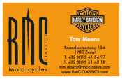 rmc-naamkaartje